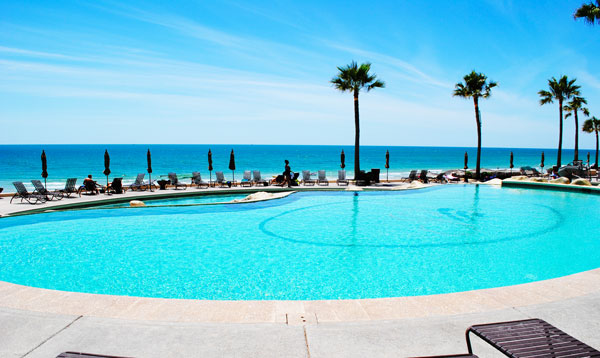 Rocky Point Sonoran-Sea-Resort-View-From-Pool
