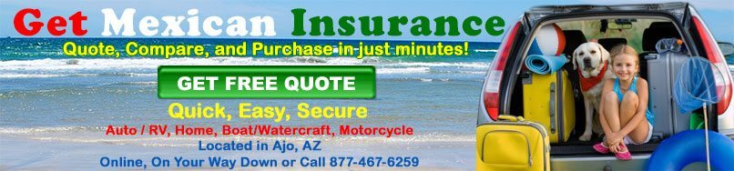 Get Mexican Car Insurance