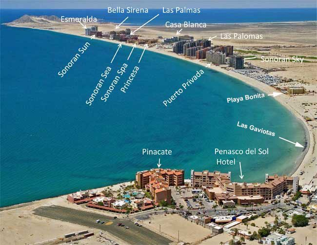 Rocky Point Photo Map