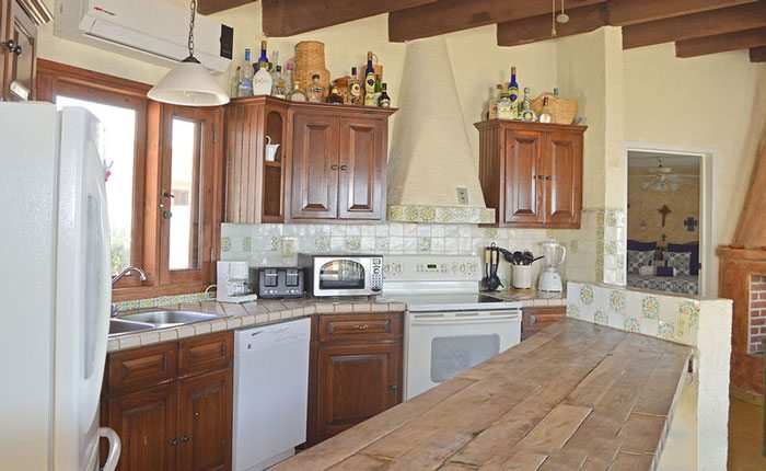 rocky-point-house-rental-agaves-del-mar-kitchen